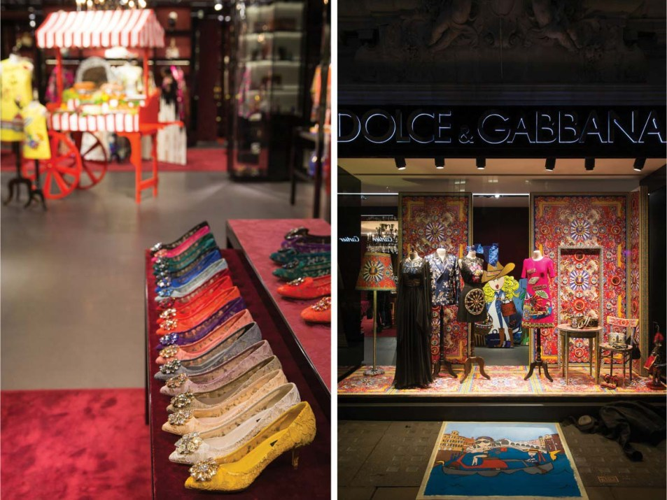 Dolce & Gabbana Event Photography in London by Cameo Photography 20