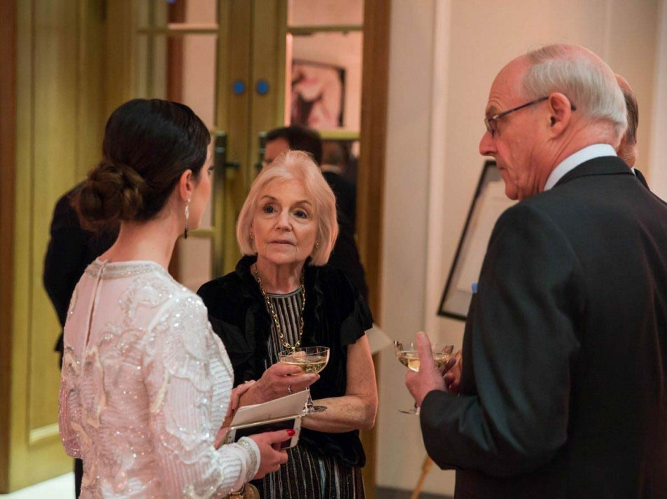 Long Service Awards Event Photography for Corinthia Hotel  by Cameo Photography London 04