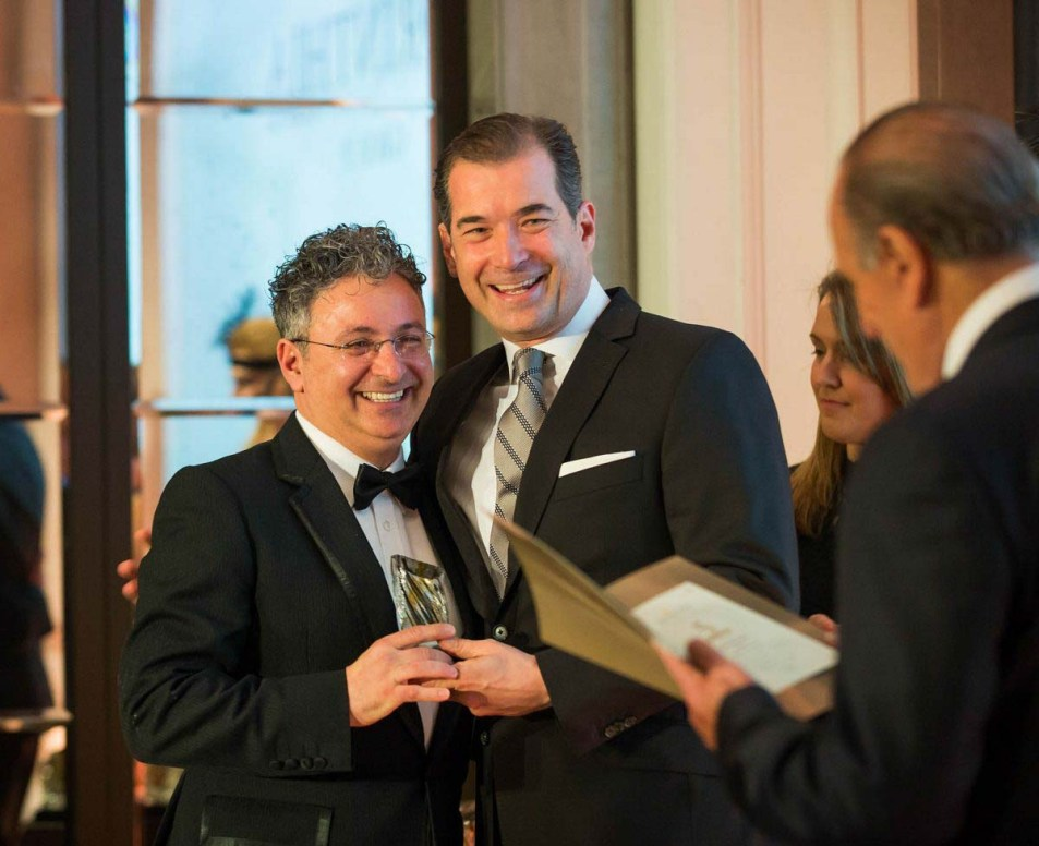 Long Service Awards Event Photography for Corinthia Hotel  by Cameo Photography London 15