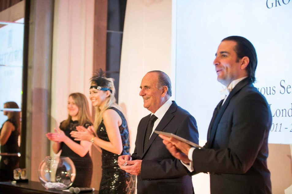 Long Service Awards Event Photography for Corinthia Hotel  by Cameo Photography London 17