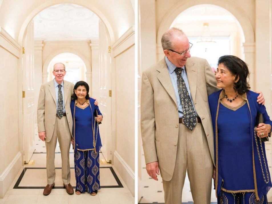 Golden Wedding Anniversary at the Lanesborough Hotel London by Cameo Photography 13