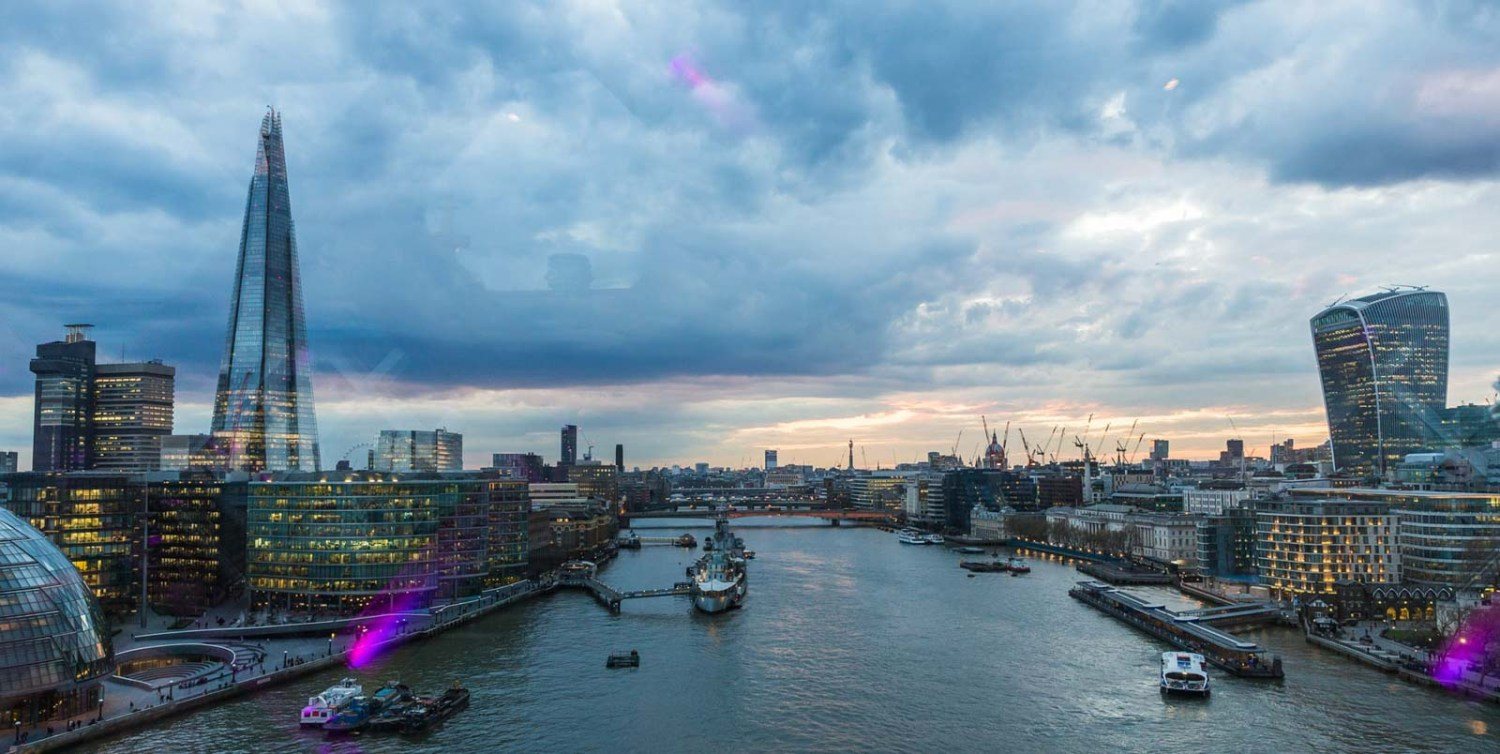 Corporate Event Photography at London Bridge
