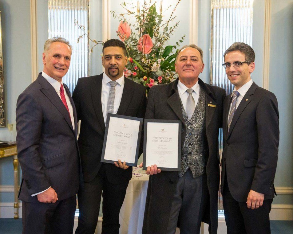 Long Service Awards at The Lanesborough Hotel London by Cameo Photography 08