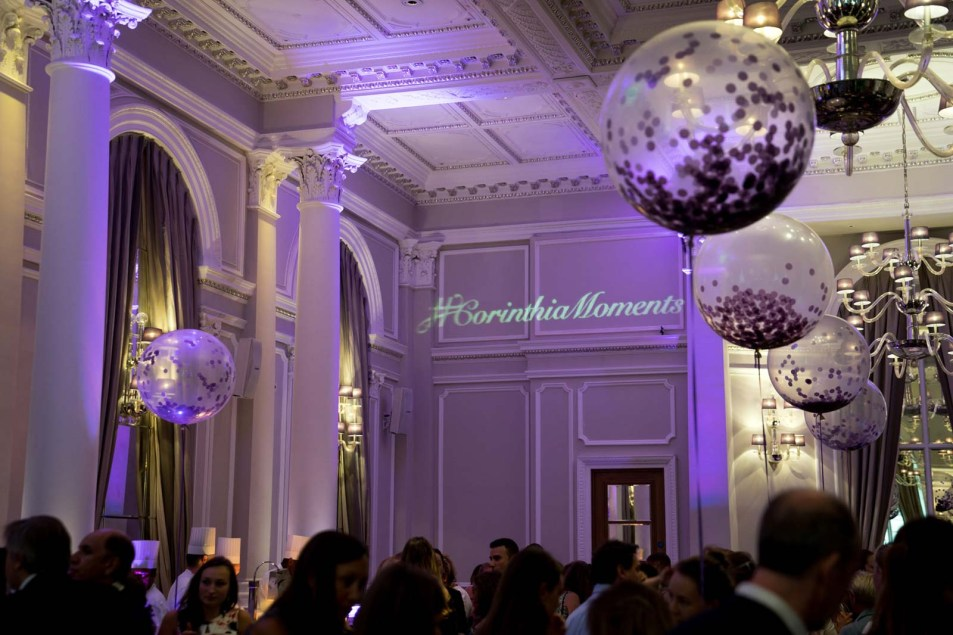 Event Photography at Corinthia Hotel London 16