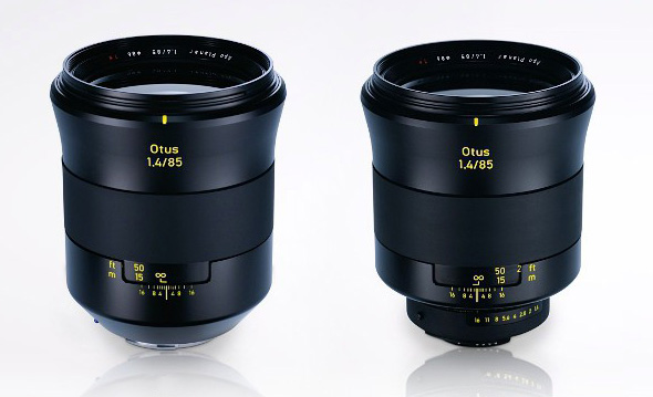 Carl Zeiss Otus 1.4/85