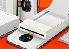 Moto Z Moto Mods Polaroid Insta-Share Printer