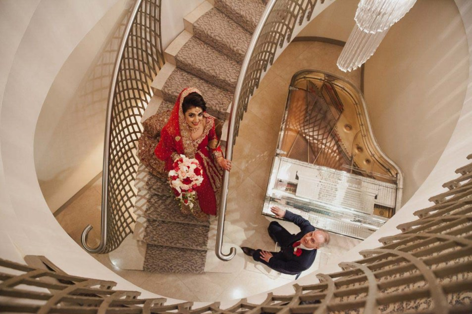 Cameo Photography Asian Wedding Photography at The Dorchester Hotel London_34