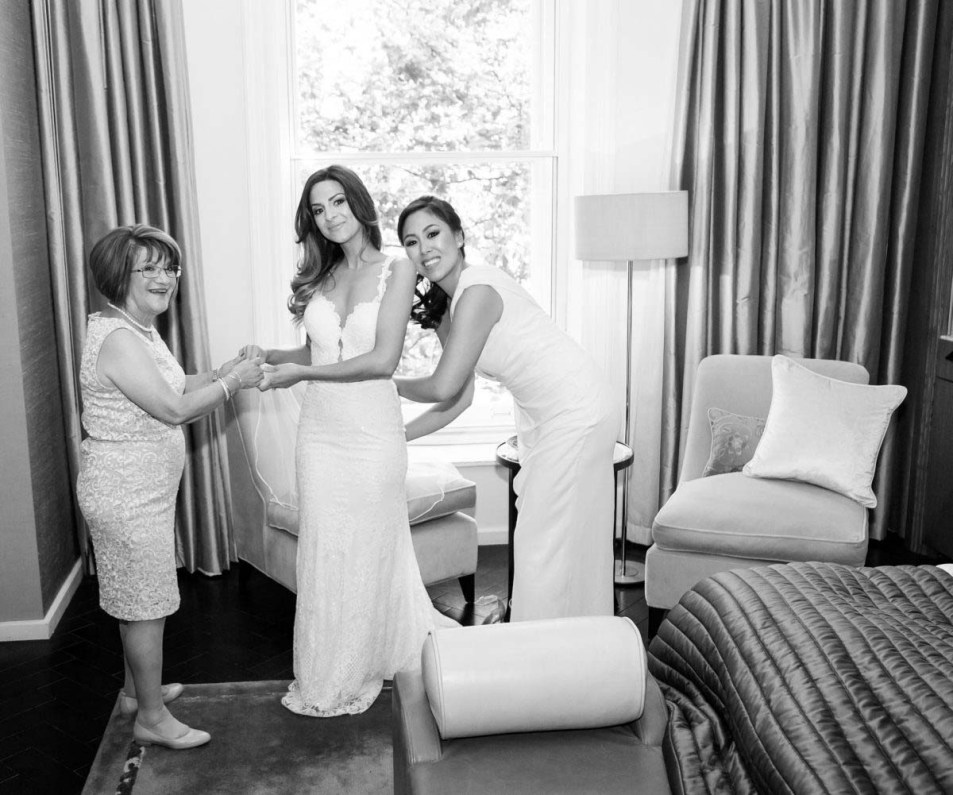 104 Lesley & Craig Wedding Photography at Corinthia Hotel London by Cameo Photography