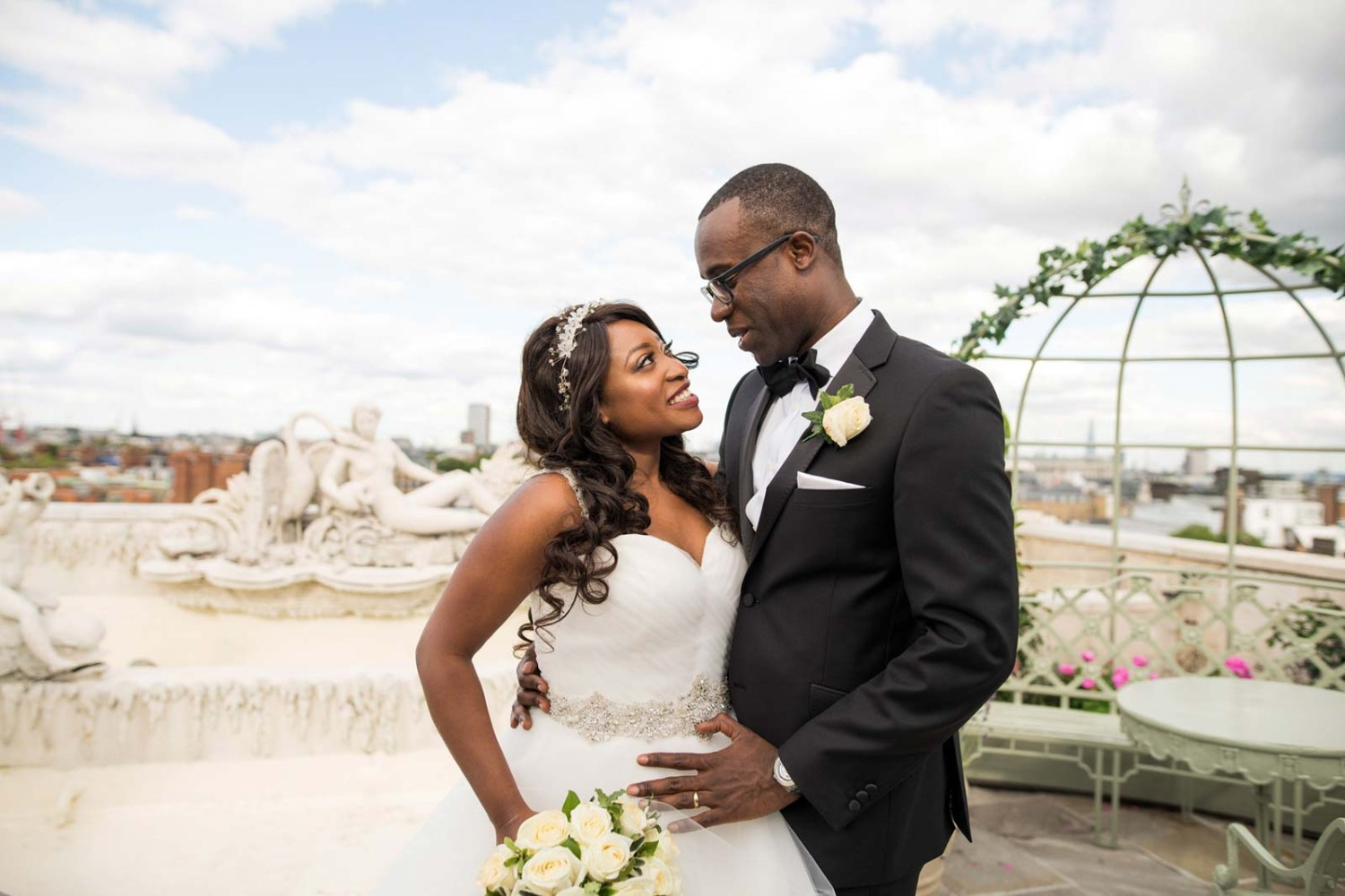 Cameo Photography Nigerian Wedding at The Dorchester London 41