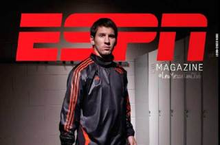 FC Barcelona players for ESPN