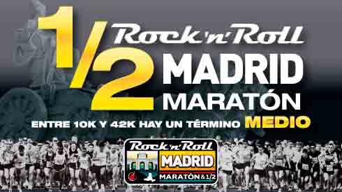 Rock'n'Roll Madrid Maraton