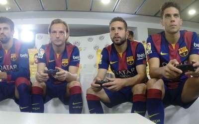 FC Barcelona Fifa 2015 XBox