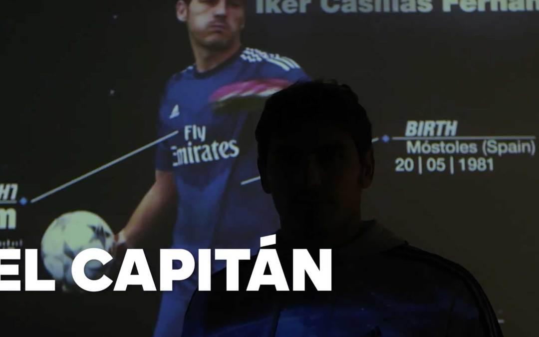 Gamedayplus — Beckham, Casillas, Morata