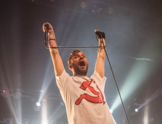 The Used – 08/20/16 – The Observatory – San Diego, CA
