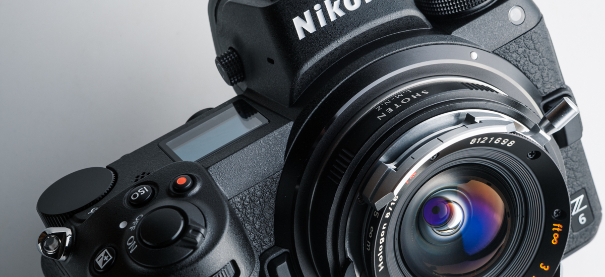 Nikon Z 6 with Hologon T* 16mmF8 <br>ニコンZ6で萌えよホロゴン