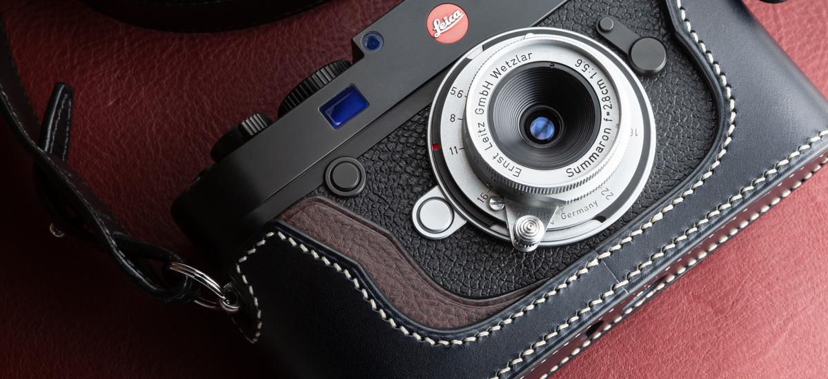 Toriikoubou Leica M10 NEW Ever-ready case