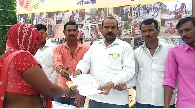 देपालपुर : लाखों रूपयों का 110 हितग्राहियों को मिला लाभ