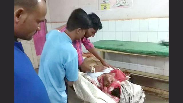 शिवपुरी जिले में पुत्र ने पिता को कुल्हाड़ी मारकर मौत के घाट उतारा