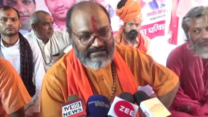 Ram mandir ab kabhi nahi banega says sant parishad sanyojak