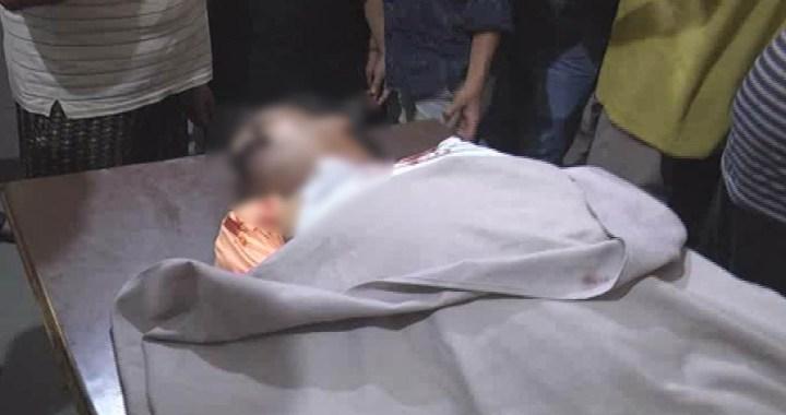 फर्रूखाबाद : गोलियां मारकर कपड़ा व्यापारी राजू पाण्डेय की हत्या