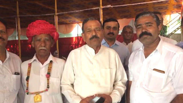 पुणे : विधायक ने किया आॅफिस का उद्घाटन तथा पर्व पर दी शुभकामनाएं