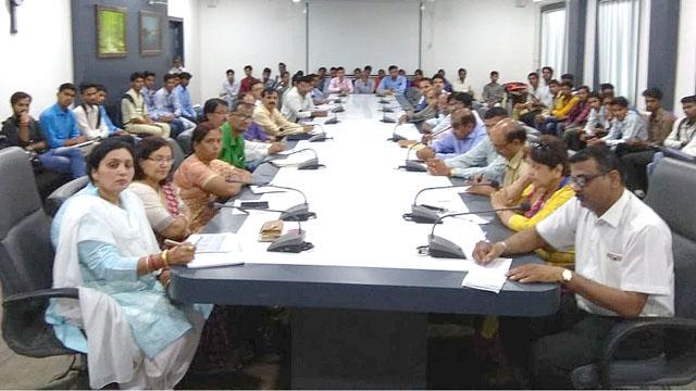 विदिशा में मतदाता जागरूकता के लिए निरंतर हो रहे प्रयास