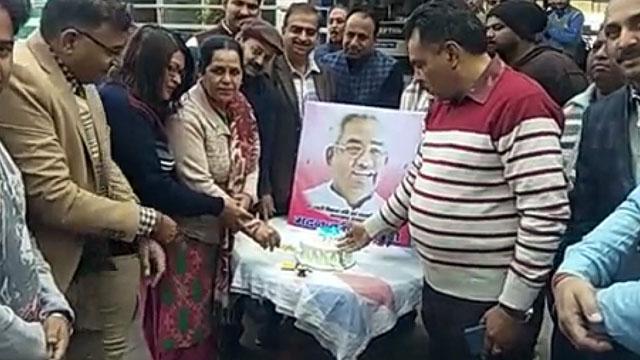 Madan Kaushik Birthday
