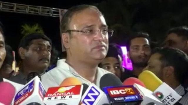 Congress Arun Yadav