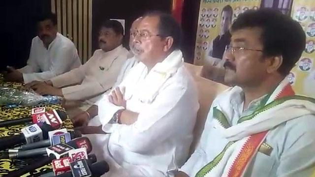 Ajay Singh Press Meeting