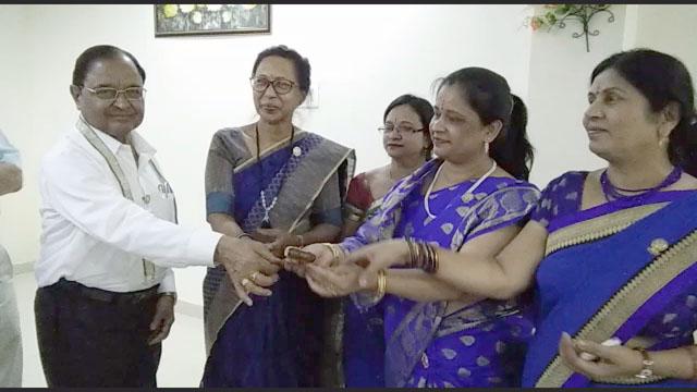 विदिशा एलायंस क्लब अलंकृता का शपथ ग्रहण समारोह सम्पन्न