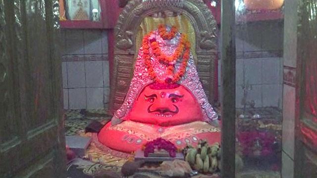 Anand Bhairav Mandir Haridwar