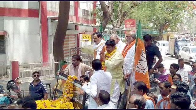 BJP Anil Firojiya
