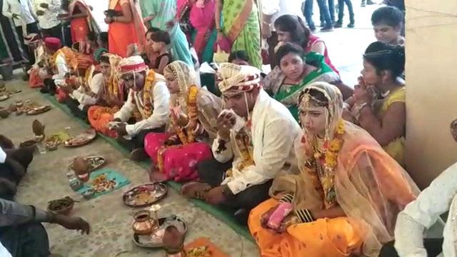 Mali Samaj Samuhik Vivah Sammelan
