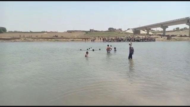 Sindh River Bhind