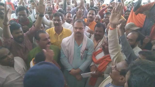 Kamal Nath Sarkar Accidental Govt