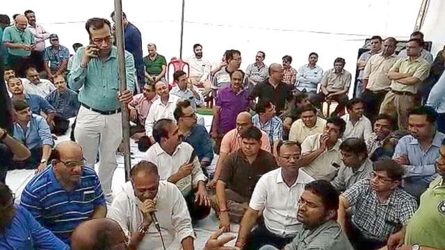 Gwalior Doctros Strike