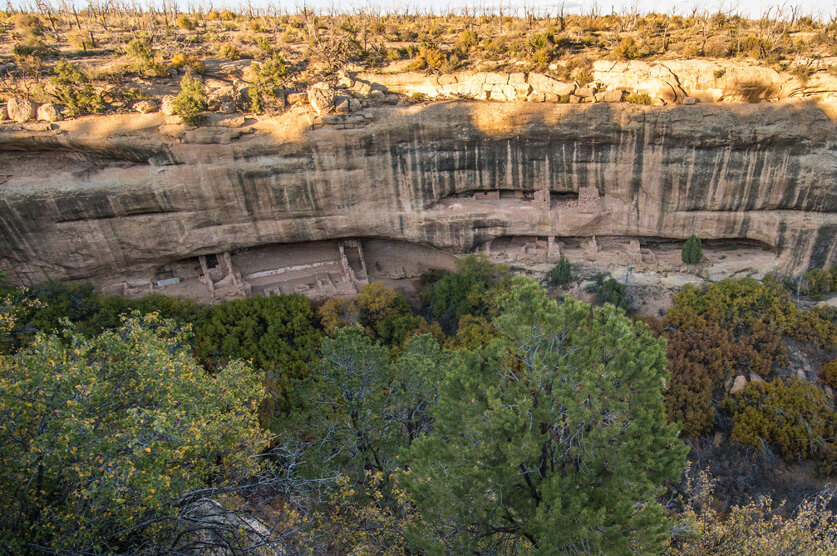 Fire Temple at Mesa Verde National Park