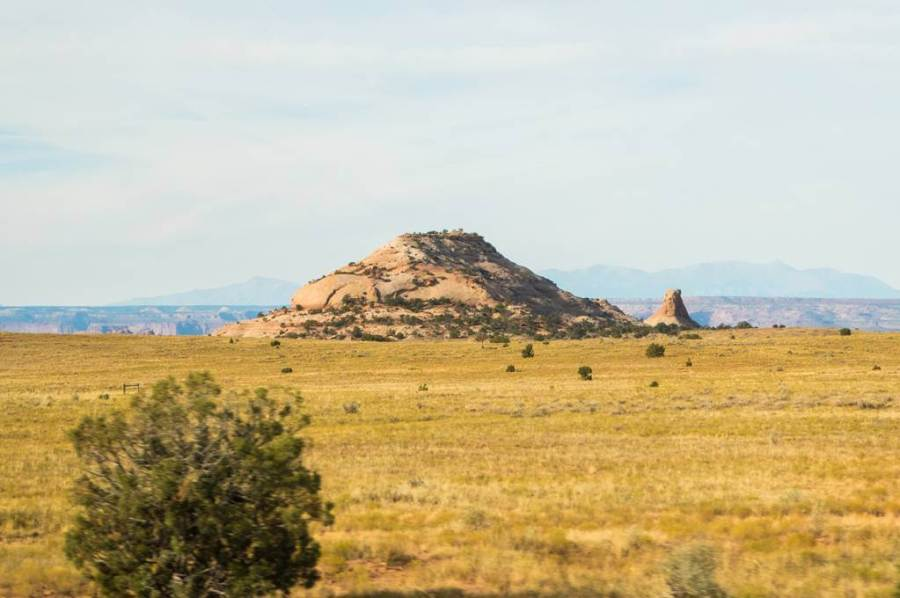 Canyonlands rock formations