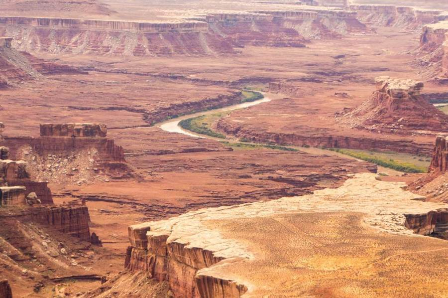 Green River in Canyonlands National Park