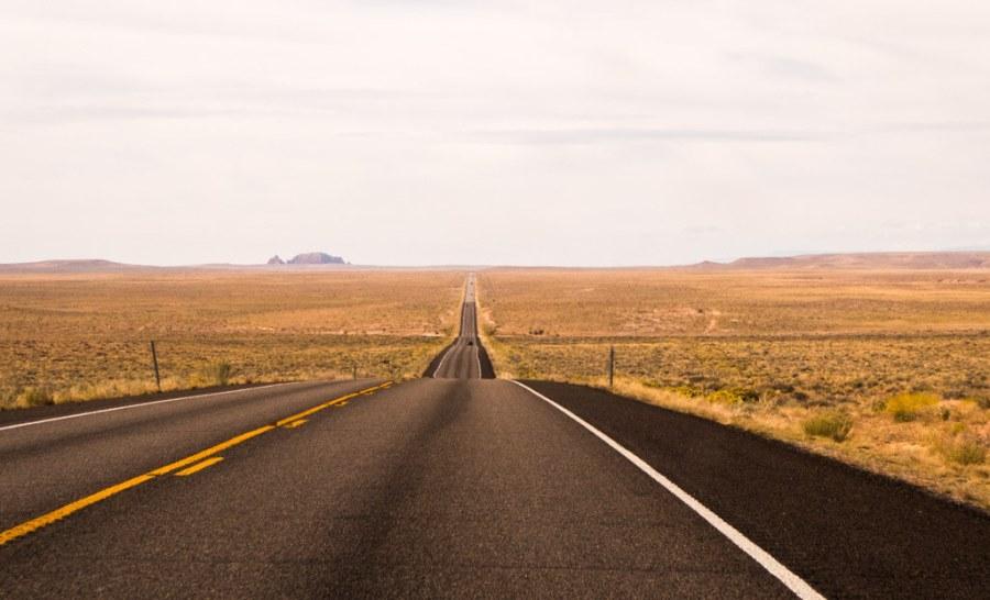 Route 24 Utah, open spaces
