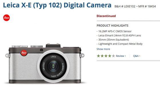 Benefits & Drawbacks of Buying a Discontinued Camera |