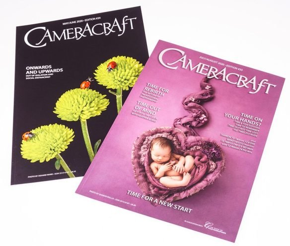 Cameracraft two issue offer