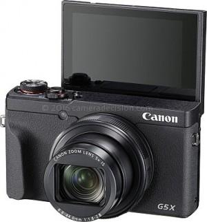 Canon G5 X MII Selfie Friendly LCD