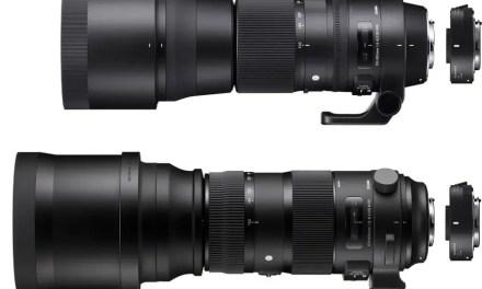 Sigma unveils Global Vision telephoto kits