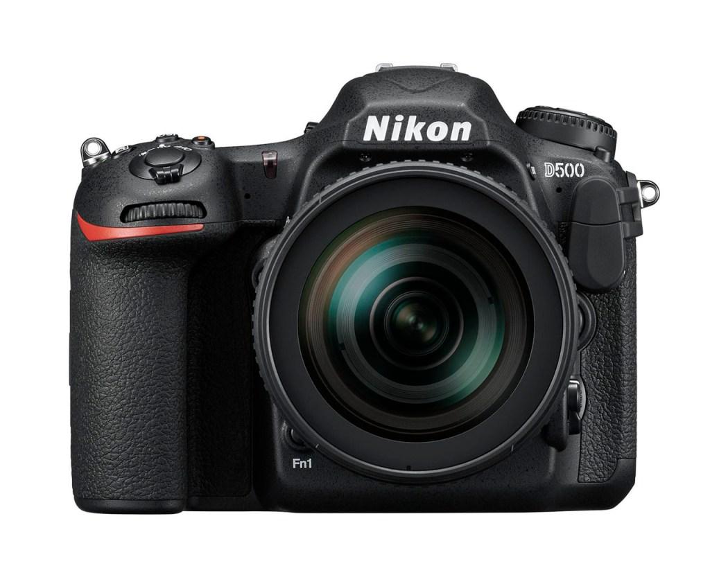 Best DSLRs 2016: Nikon D500