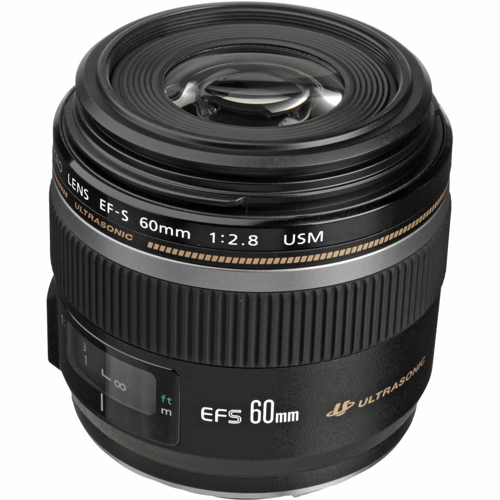 Best Canon EF-S lenses: 07 Canon 60mm f/2.8 Macro USM, £305