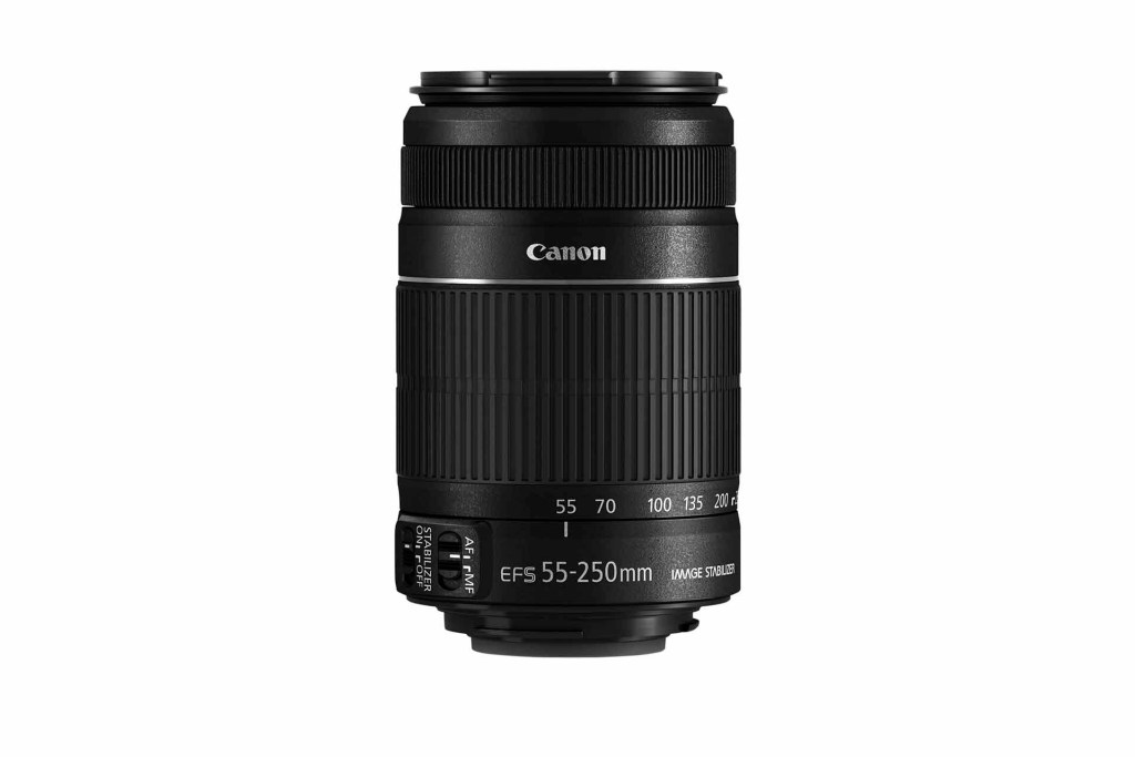 Best Canon EF-S lenses: 04 Canon 55-250mm f/4-5.6 IS STM, £200