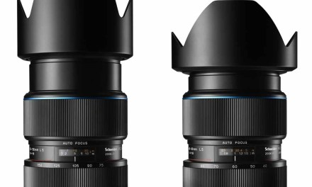 Phase One launches Schneider Kreuznach 40-80mm LS f/4.0-5.6, 75-150mm LS f/4.0-5.6 lenses
