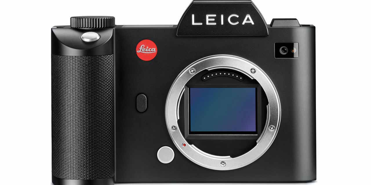 Leica SL firmware adds Eco Mode, joystick deactivation