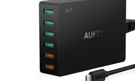Daily Deal: save 62% on this USB 3.0 quick charge unit